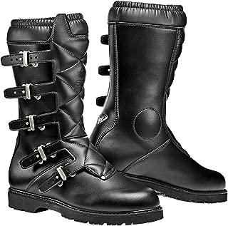 Sidi Scramble Rain Black Waterproof Motorcycle Boots