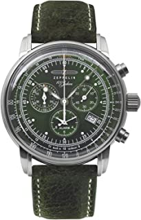 GRAF Zeppelin Chronograph and Alarm Watch 8680-4