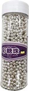 edible silver pearls for wedding cake