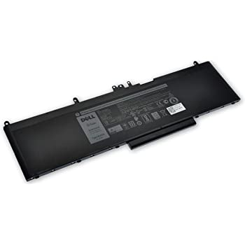ANTIEE 84Wh WJ5R2 Primary Laptop Battery for Dell Precision 15 3510 Workstation M3510 Latitude E5570 Extended Run Series Notebook Battery 4F5YV FN7FY 451-BBTX 11.1V 7300mAh