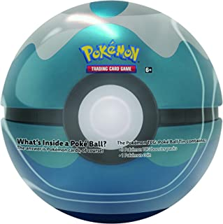 Pokemon TCG: 2020 Spring Poke Ball Tin, Multicolor