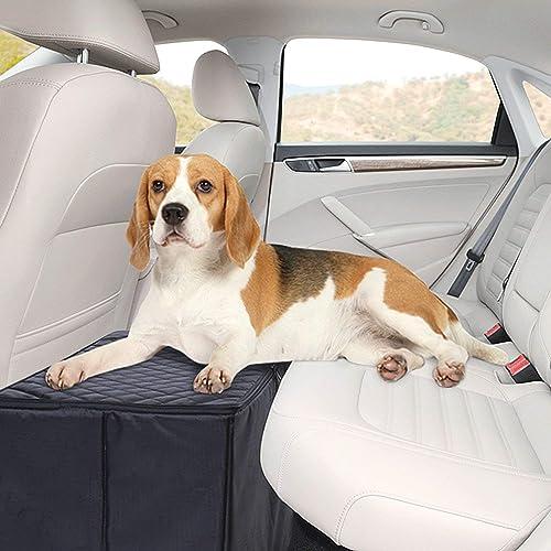 popular SkyMall Dog Car Seat Extender wholesale - Back Seat outlet online sale Platform with Storage sale