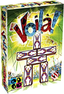 BRAIN GAMES Voila! Board Game - A Fast and Fun Family Board Game - Play with Kids, Teenagers and Adults - Award Winning Games for Children, Families & Casual Gamers