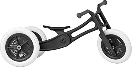Wishbone Bike 3in1, Designer Balance Bike and Walker, Recycled PCR plastic, Ages 1 to 5 years