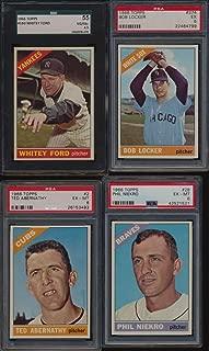 1966 topps baseball psa