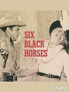 Best six black horses Reviews