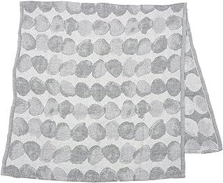 [ラプアンカンクリ]Lapuan Kankurit SADE リネンマルチタオル 95x180 white-grey [並行輸入品]