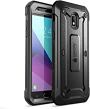 SUPCASE Unicorn Beetle PRO Series Phone Case for Samsung Galaxy J7 2018, Full-Body Rugged Holster Case with Built-in Scree...
