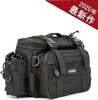 防水 釣りバッグ フィッシングバッグ 釣り袋 大容量 1000D オックスフォード布 タックルバッグ 釣り用 ヒップバッグ 肩掛け可能 釣具タックル バッグ ツールバッグ 自転車 アウトドア 登山 旅行用