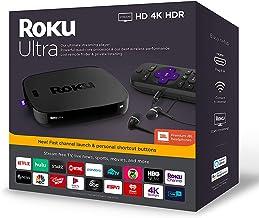 $109 » Roku 4670RW Ultra 4K HDR w/Premium JBL Headphones Streaming Media Player