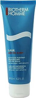Biotherm - HOMME T-PUR nettoyant purifiant désincrustant 125 ml