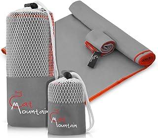 Compact Quick Dry Microfiber Sport Towel XL (60