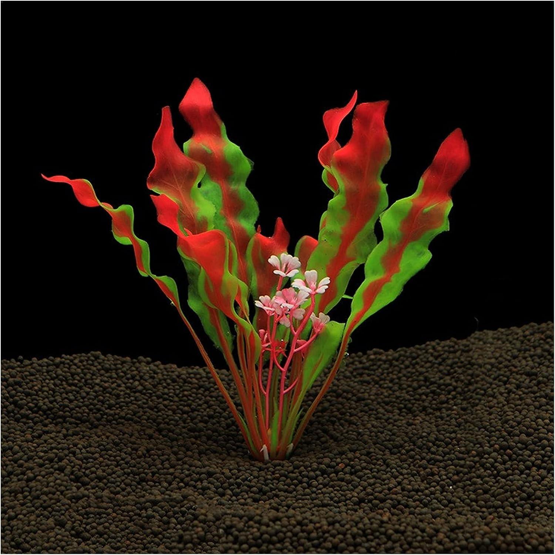 AWWVHI Plastic Water Plants Decoratio Aquarium Artificial High quality Cheap SALE Start