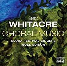 Eric Whitacre Choral Music