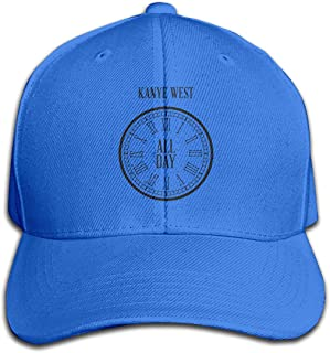 REVESS Unisex Personalized Kanye West All Day Dad-Hat Cool Baseball-Cap