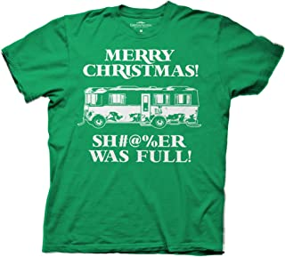 National Lampoon's Christmas Vacation SH#@%ER was Full Adult T-Shirt