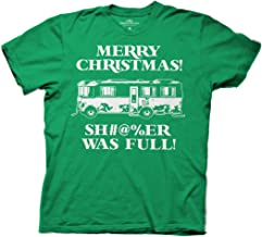Ripple Junction National Lampoon's Christmas Vacation SH#@%ER was Full Adult T-Shirt