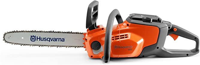 Husqvarna accumulator chain saw 120i, including battery and charger QC80–80646205