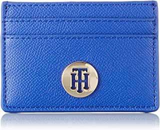 Tommy Hilfiger Classic Saffiano Card Case Holder, AW0AW07844