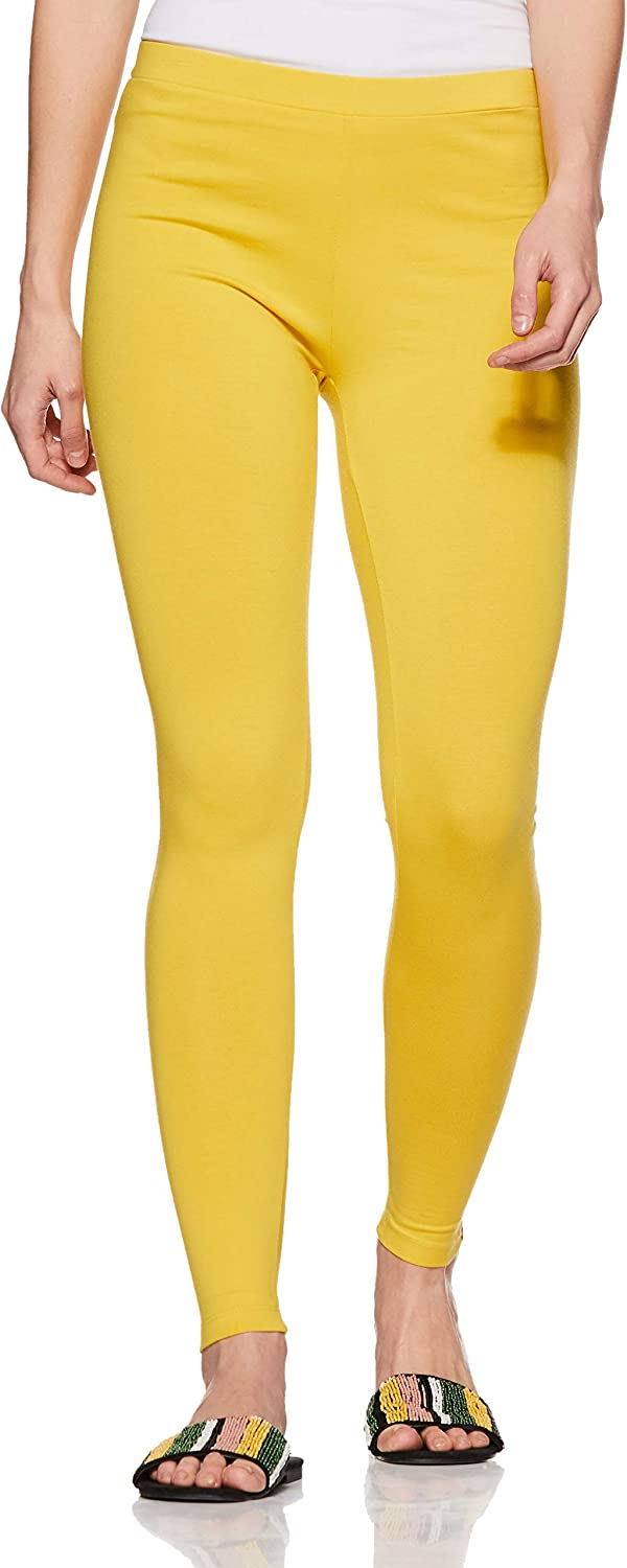 W for Woman Cotton Solid Tights