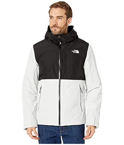 The North Face Inlux Insulated Jacket (Tin Grey/TNF Black) Men