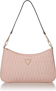 Guess Damen Shoulder Bag Layla Top Zip Umhängetasche, Einheitsgröße