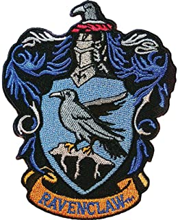 """Ata-Boy Harry Potter Ravenclaw Crest 3"""" Full Color Iron-On Patch"""