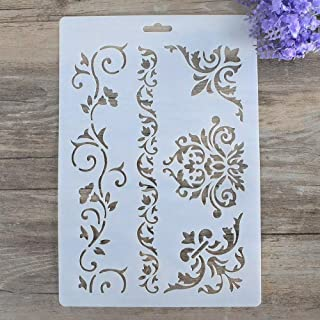 Best stencil printing on walls Reviews