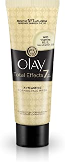 Olay Total Effects Anti Ageing Face Wash Cleanser, 100 g
