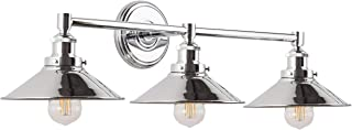 Best chrome industrial wall light Reviews
