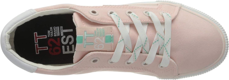 TOM TAILOR Womens 8070601 Sneaker