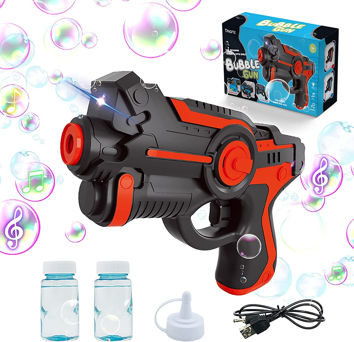 Bubble Guns for Kids Maker Excellent Solution Bu 3000+ Discount mail order with