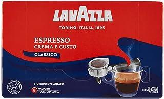 Lavazza Espresso Crema e Gusto, Tostatura Scura, 18 Cialde