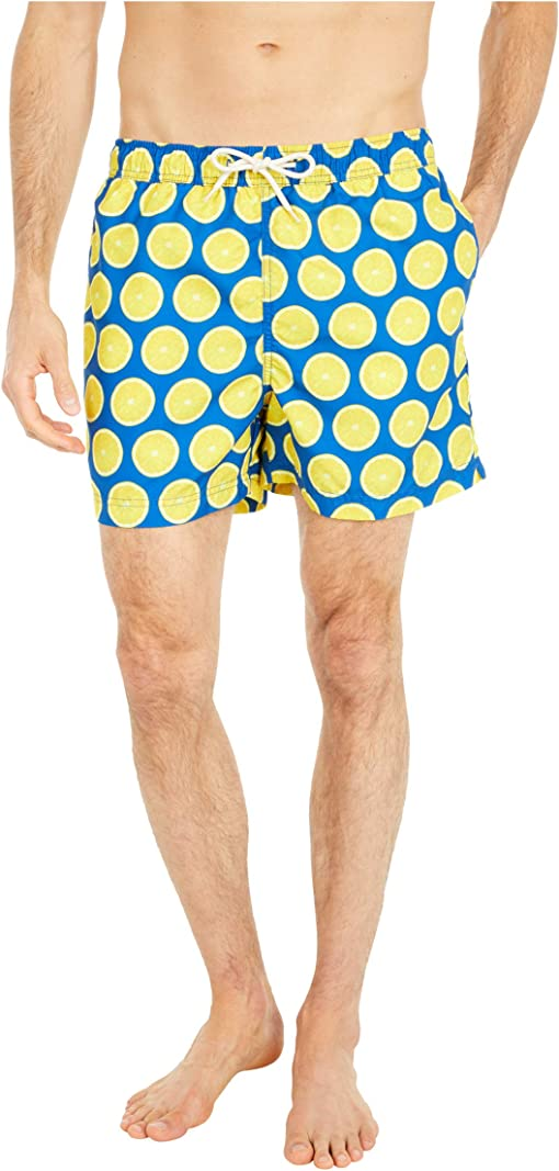 Estate Blue Lemon