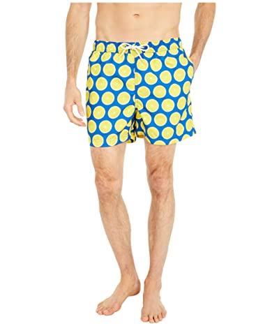 Selected Homme Classic Swimshorts (Estate Blue Lemon) Men