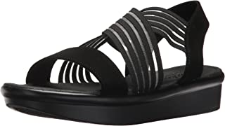 Skechers Womens 31625 Bumblers - Stop & Stare Black Size: