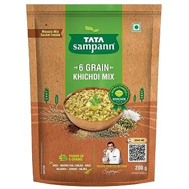 Tata Sampann Multigrain Khichdi Mix, 200g