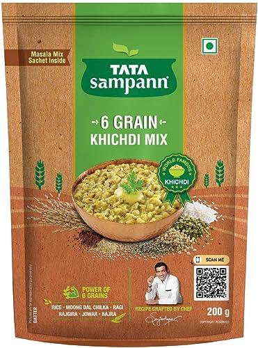 Tata Sampann Multigrain Khichdi Mix 200g
