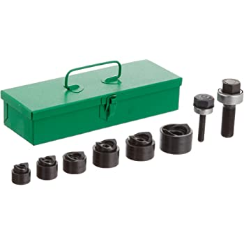 Greenlee 39860G Knockout Punch Driver Kit