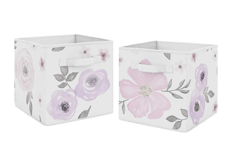Sweet Jojo In a popularity Designs Luxury goods Lavender Purple Grey Pink Organiz White and