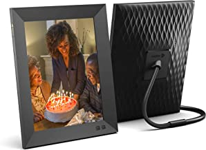 Nixplay 2K Smart Digital Photo Frame 9.7 Inch - Share Moments Instantly via App or E-Mail