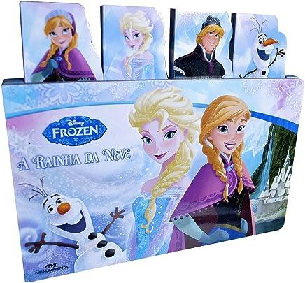 A Rainha da Neve: Disney Frozen 5 em 1