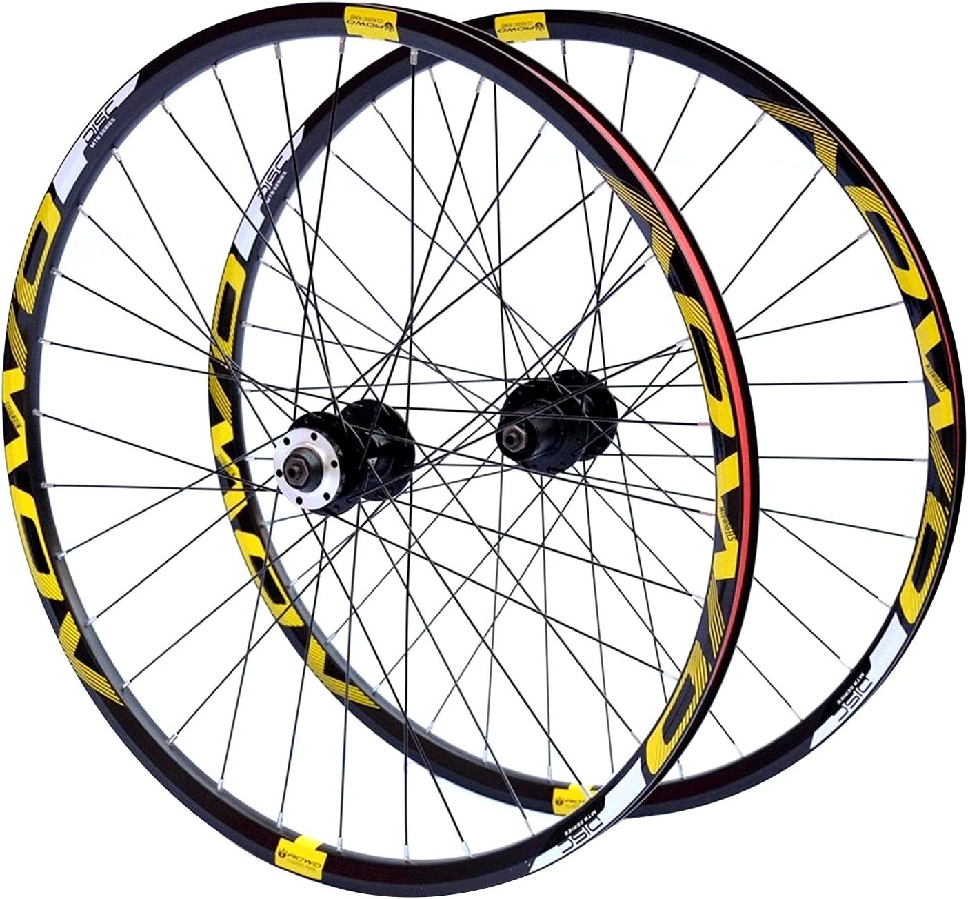GXFWJD Bicycle Wheelset MTB Bike Wheels Inch In a popularity Super sale 26 Cycling 29 27.5