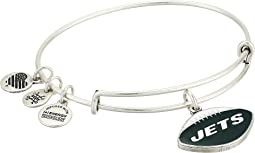 Color Infusion New York Jets Football II Bangle