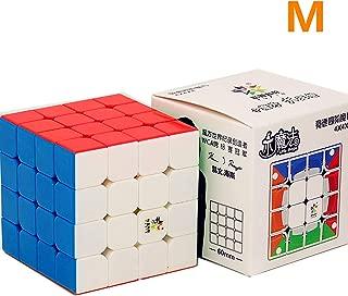 LiangCuber YuXin Little Magic 4x4 M Speed Cube Stickerless Yuxin Zhisheng Little Magic 4x4x4 Magnetic Cube Puzzle