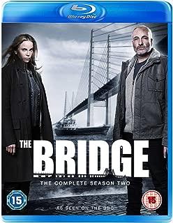 The Bridge Complete Season 2 Set Bron/Broen  The Bridge - Complete Season 2  NON-USA FORMAT Reg.B United Kingdom