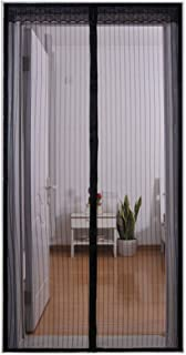 Mosquito Net Curtain Magnetic Velcro Soft Smart Lovely Belly Gauze Screen Window Door Mosquitos Anti-mosquitos Para El Dormitorio Cocina Balc/ón