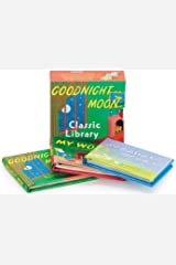 Goodnight Moon Classic Library: Contains Goodnight Moon, The Runaway Bunny, and My World[Miniature Edition] Hardcover