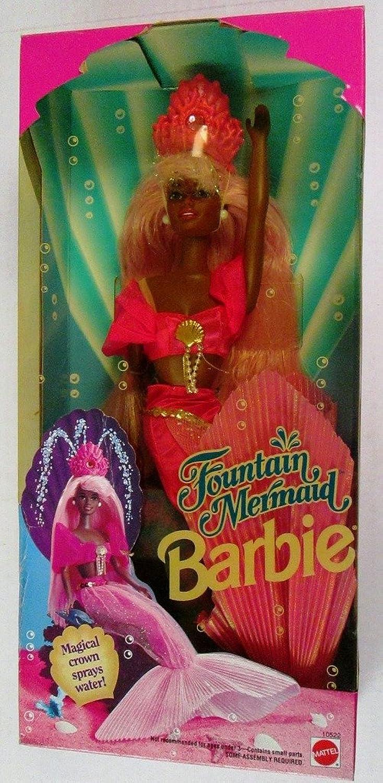 Barbie Fountain Mermaid, originalverpackt