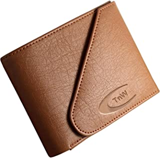 TnW Tan Men's Wallet